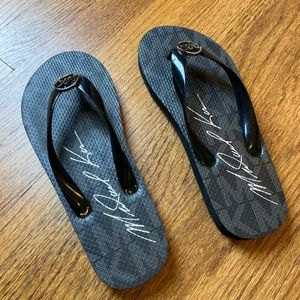 NWOT ! Michael Kors Flip Flops